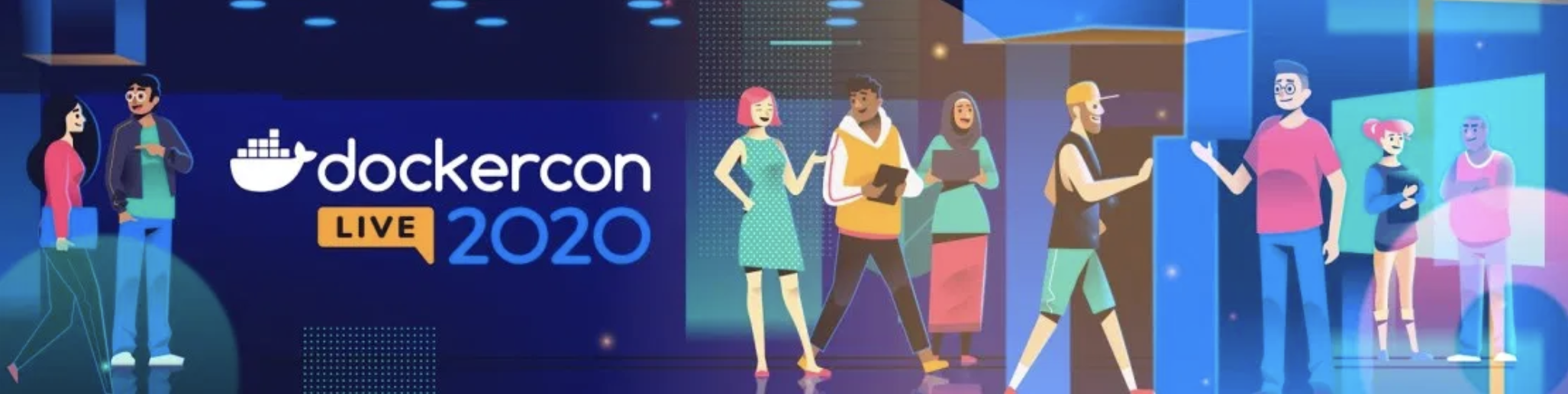 Take Five: My favorite DockerCon LIVE 2020 talks
